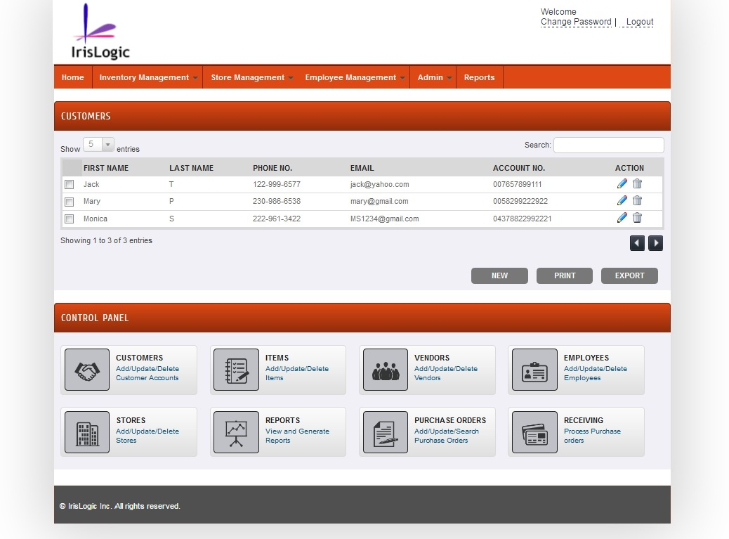 Custom Software Development Services,custom software development company IrisPOS